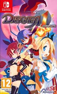 Disgaea 1 Complete nintendo switch