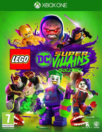 LEGO DC Super Villains xbox one
