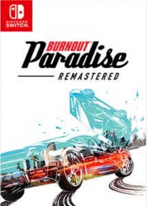 Burnout Paradise Remastered Switch