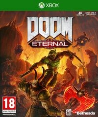 DOOM Eternal xbox one download code
