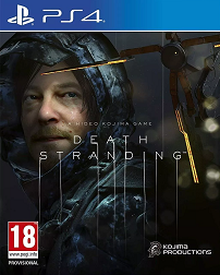 Death Stranding PS4 redeem code