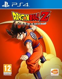 Dragon Ball Z Kakarot PS4 redeem code