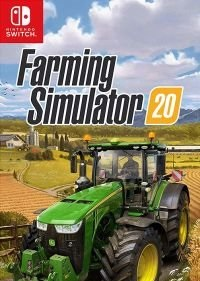 Farming Simulator 20 Switch redeem code