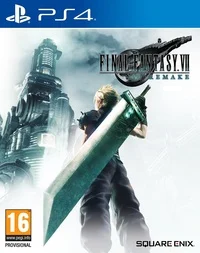 Final Fantasy 7 Remake ps4