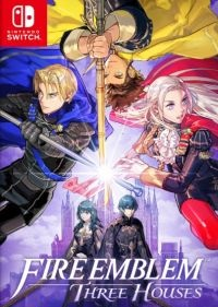 Fire Emblem Three Houses Switch redeem code