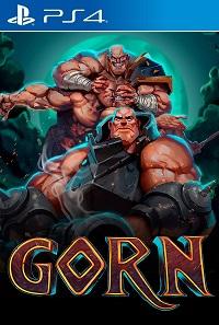 GORN PS4 redeem code