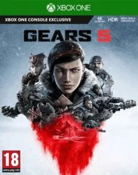 Gears of War 5 XBOX ONE redeem code