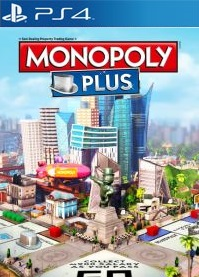 Monopoly Plus PS4 redeem code