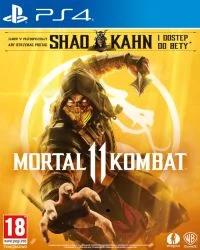 Mortal Kombat 11 PS4 redeem code