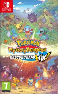 Pokemon Mystery Dungeon Rescue Team DX Switch redeem code