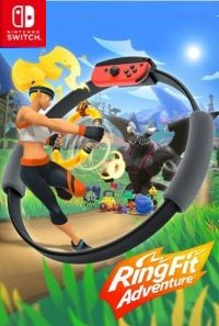 Ring Fit Adventure Switch redeem code