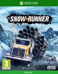SnowRunner XBOX ONE redeem code