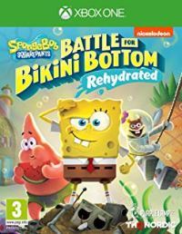 SpongeBob SquarePants Battle for Bikini Bottom xbox one redeem code