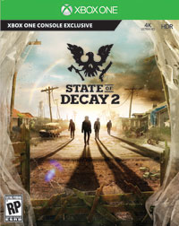 State of Decay 2 XBOX ONE redeem code