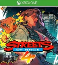 Streets of Rage 4 XBOX ONE redeem code