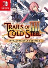 The Legend of Heroes Trails of Cold Steel 3 switch redeem code