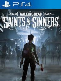 The Walking Dead Saints & Sinners PS4 redeem code