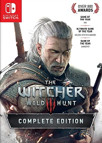 Witcher 3 SWITCH redeem code