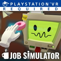 Job Simulator ps4 redeem code