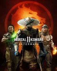 Mortal Kombat 11 Aftermath xbox one redeem code