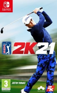 PGA TOUR 2K21 Switch free redeem code