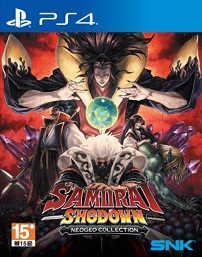 Samurai Shodown NeoGeo Collection ps4 free redeem code