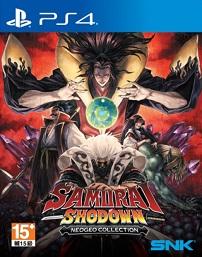 Samurai Shodown NeoGeo Collection ps4 free redeem code