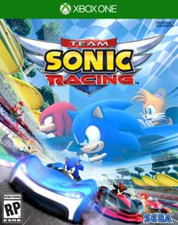 Team Sonic Racing xbox one redeem code