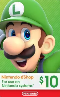 Free Nintendo Switch Gift Card August 2020