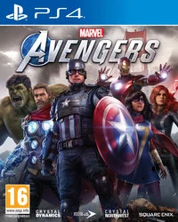 Marvel's Avengers PS4 free redeem code download