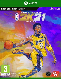 NBA 2K21 XBOX ONE free redeem code download