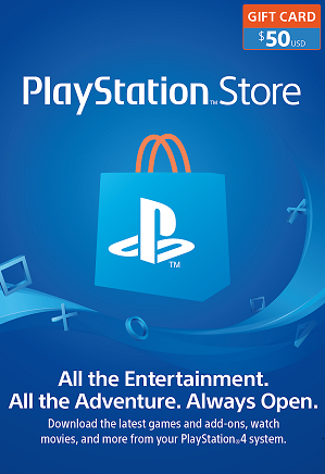 ps4 gift cards August 2020