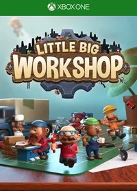 Little Big Workshop xbox one free redeem code download digital