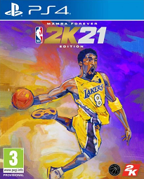 NBA 2K21 PS4 free redeem code download digital
