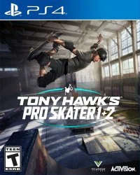 Tony Hawk's PS4 free redeem code download digital
