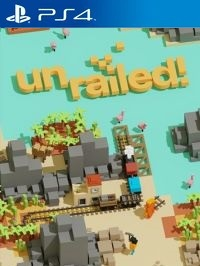Unrailed PS4 free redeem code download digital