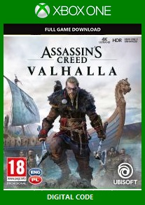 Assassins Creed Valhalla Xbox One Redeem Code Free Download