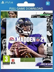 Madden NFL 21 Ps4 Redeem Code Free Download