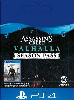 Assassin's Creed Valhalla - season pass PS4 free redeem codes download