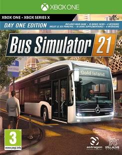 Bus Simulator 21 Xbox Redeem Code Free Download