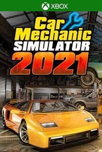 Car Mechanic Simulator 2021 Xbox Redeem Code Free Download