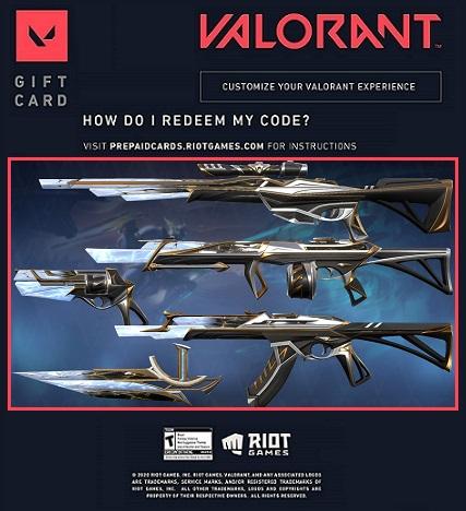 FREE Valorant Sentinels of Light Collection redeem code SENTINELS OF LIGHT skins