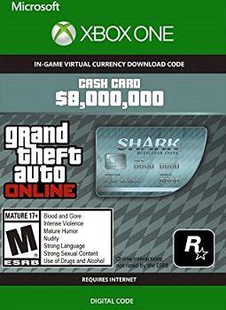 Free Shark Cards GTA 5 Shark Cash Card Xbox codes free download