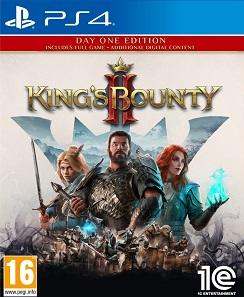 King's Bounty 2 Ps4 Redeem Code Free Download