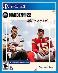 Madden NFL 22 Ps4 Redeem Code Free Download