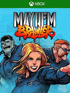 Mayhem Brawler Xbox Redeem Code Free Download