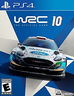 WRC 10 Ps4 Redeem Code Free Download
