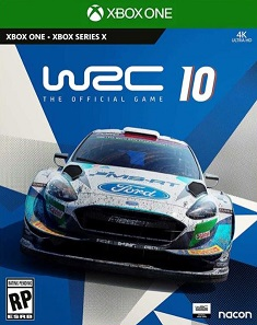 WRC 10 Xbox Redeem Code Free Download