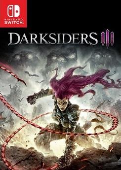 Darksiders 3 Switch redeem code free download