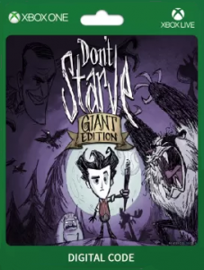 Don't Starve Xbox Redeem Code Free Download